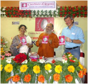 We have launched our First News Letter KONNECT on 24th July 2011, by eminent artist Sri Shubha Prasanna at our centre.